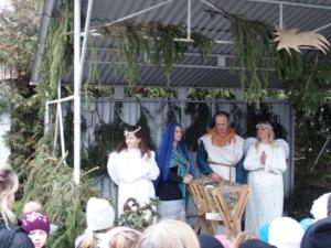 Betlém ve Svinarech 24-12-2017