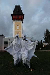 Halloween ve Vodárenské věži 2017