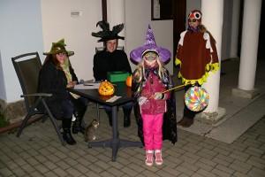 Hodějovický halloween 31-10-2014