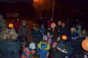 Hodějovický Halloween 31-10-2015