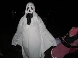 Halloween v Č.B. - 4. ročník 21-10-2016